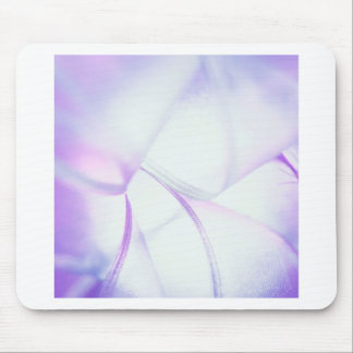 Abstract Crystal Reflect Purple Smash Mouse Pad