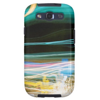 Abstract Crystal Reflect Sonic Galaxy SIII Case