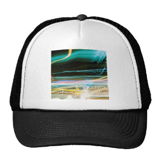 Abstract Crystal Reflect Sonic Hats