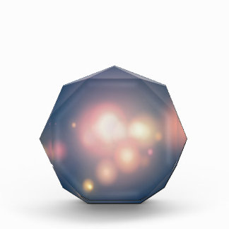 Abstract Crystals Great Balls Of Light Awards