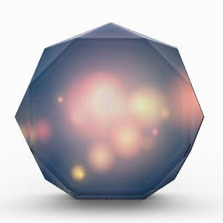 Abstract Crystals Great Balls Of Light Award