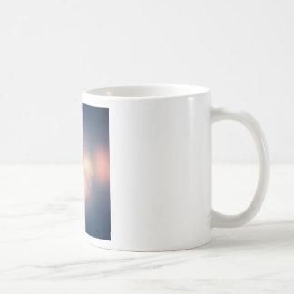 Abstract Crystals Great Balls Of Light Coffee Mug