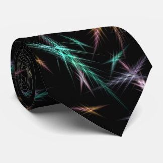 Abstract Crystals of Light Neck Tie