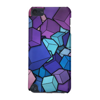 Abstract Cubes iPod Touch 5G Cover