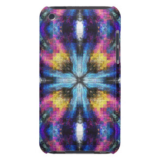 Abstract Cubes of Color iPod Touch Case-Mate Case