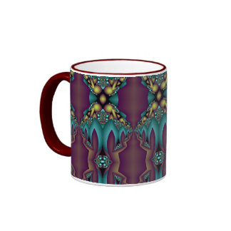 Abstract Cup Coffee Mugs