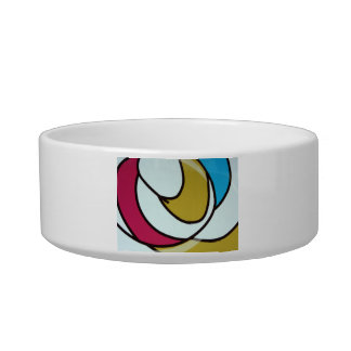 Abstract - curve bowl