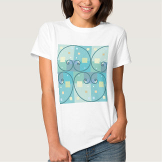 Abstract curves T-Shirt