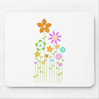 Abstract Cuteness Mouse Pad