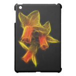 Abstract Daffodil Flowers Case For The iPad Mini