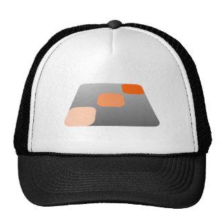 Abstract Dance Mat Baseball Cap Trucker Hat