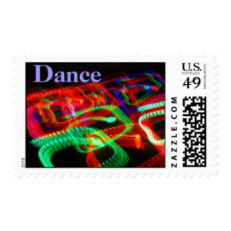 Abstract Dance Stamps