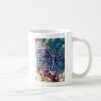 Abstract Days Coffee Mug