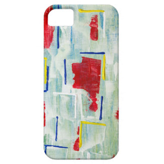 Abstract decay phone case