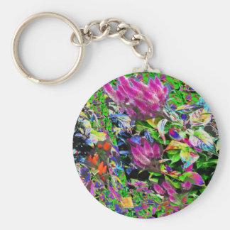 Abstract deco sparkle silken diva return+gifts fun keychains
