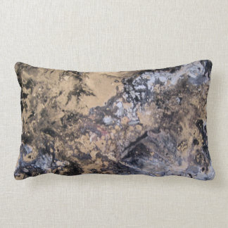 Abstract Decorative Pillow