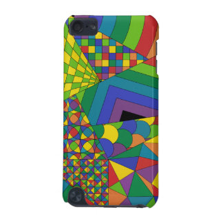 Abstract Design 1 iPod Touch 5G Case