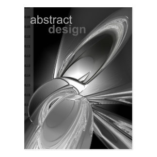 Abstract Design #1 Postcard