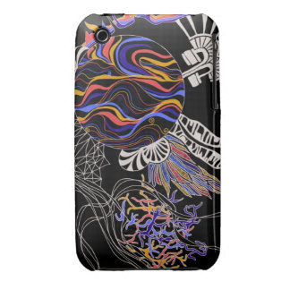 Abstract Design 21 iPhone 3 Case