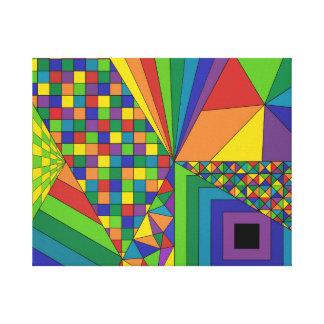 Abstract Design 2 Canvas Print