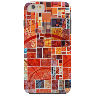 Abstract Design #2 Tough iPhone 6 Plus Case