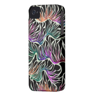 Abstract Design 9 iPhone 4 Case