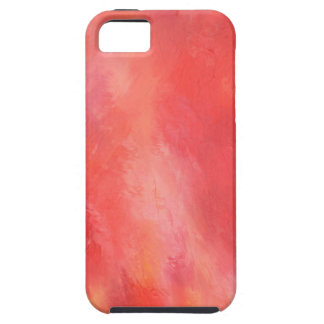 Abstract Design and Original Painting iPhone 5 Cases