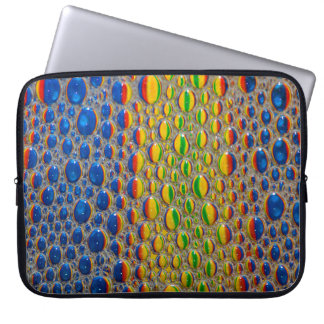 Abstract Design Animal Skin Effect Computer Sleeve