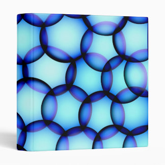Abstract Design Binder