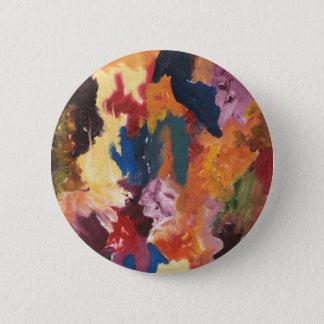 Abstract Design Button