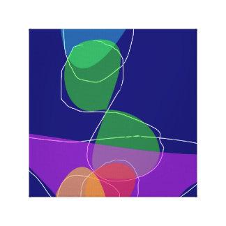 Abstract Design Canvas Print