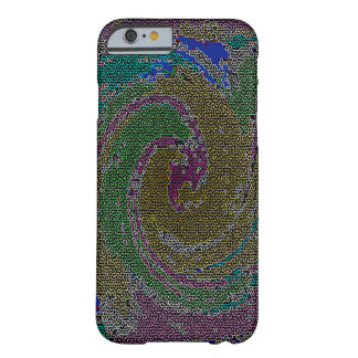 ABSTRACT DESIGN- CHAK TZAM PET BARELY THERE iPhone 6 CASE