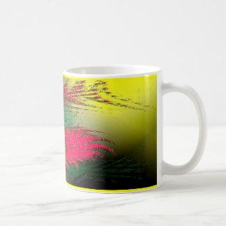 Abstract Design Coffee Mug Basic White Mug