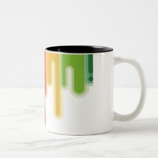 Abstract Design Cup Coffee Mugs