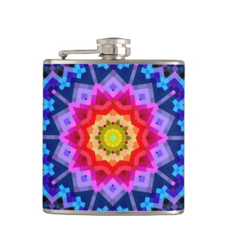Abstract Design Flask