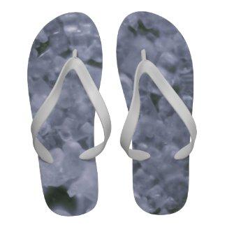 abstract design flip flops