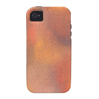 Abstract Design from Original Painting Vibe iPhone 4 Cover
