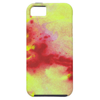 Abstract Design from Original Painting iPhone 5 Covers