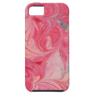 Abstract Design from Original Painting iPhone 5 Case