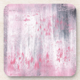 Abstract Design from Original Painting Coaster