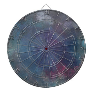 Abstract Design from Original Painting Dartboard