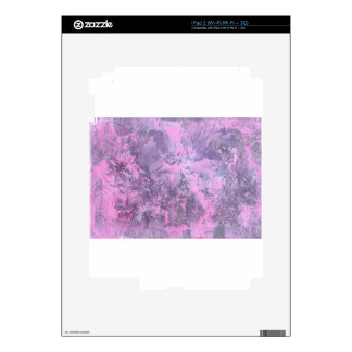 Abstract Design from Original Painting iPad 2 Decal