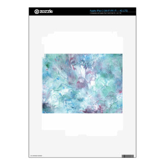 Abstract Design from Original Painting iPad 3 Decals