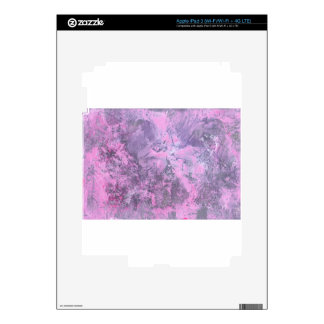 Abstract Design from Original Painting iPad 3 Skin