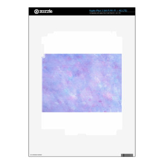 Abstract Design from Original Painting iPad 3 Skins
