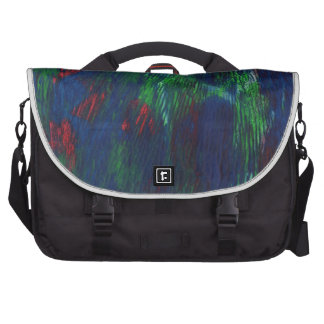Abstract Design from Original Painting Laptop Computer Bag