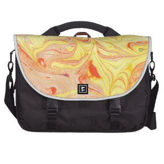 Abstract Design from Original Painting Computer Bag