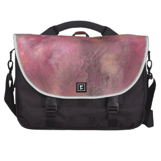 Abstract Design from Original Painting Laptop Commuter Bag