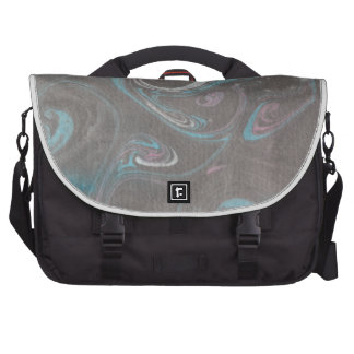 Abstract Design from Original Painting Commuter Bag