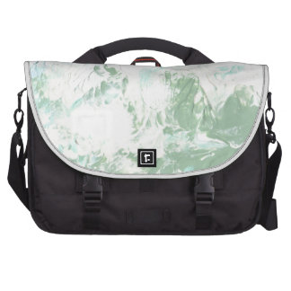Abstract Design from Original Painting Commuter Bags